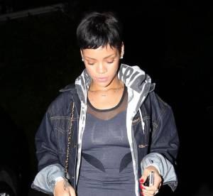 Rihanna : le sportswear sexy ça la connait !