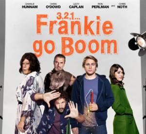 """L'affiche de """"3,2,1... Frankie go boom""""."""