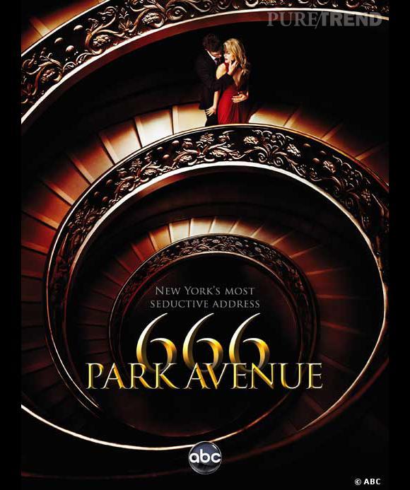 """""""666 Park Avenue"""", ou la série fantastico-flippante de la rentrée. Des habitants de New York ne se rendent pas compte qu'en signant leur bail, ils signent un pacte avec le diable. On retrouve avec plaisir Terry O'Quinn, le Locke de LOST."""