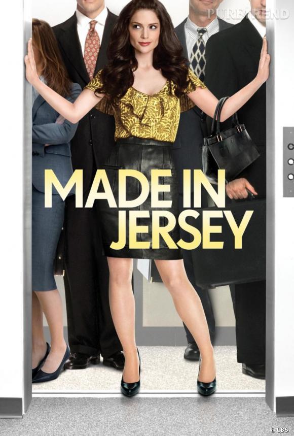 """Pourquoi zapper la série """"Made in Jersey"""" ? Tout simplement parce qu'après seulement deux épisodes, la série a été annulée."""