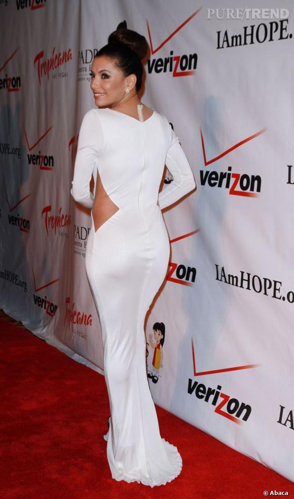 Eva Longoria, une nouvelle femme sans tatoo.