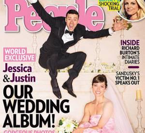 Mariage de Jessica Biel et Justin Timberlake : Les détails