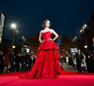 Skyfall : Berenice Marlohe et Daniel Craig au sommet pour la première à Londres