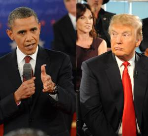 Barack Obama : le chantage de Donald Trump