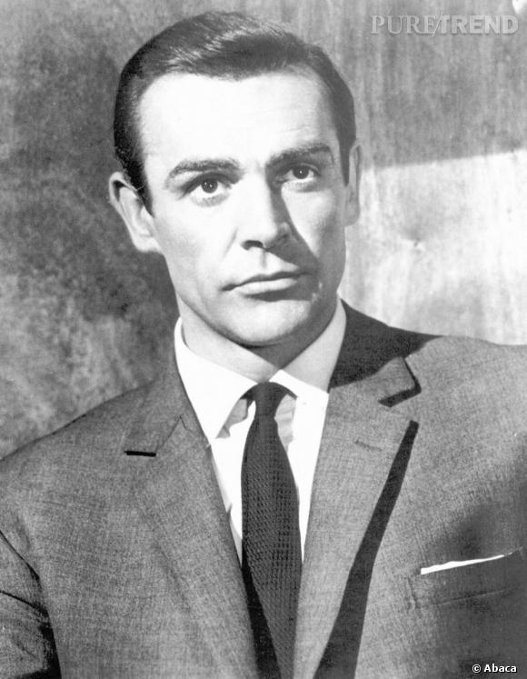 Sean Connery, le James Bond le plus iconique
