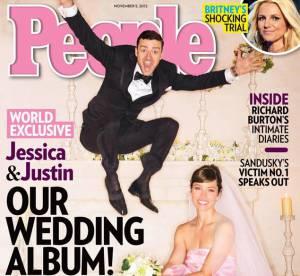 Jessica Biel, Kim Kardashian... Combien pour leurs photos de mariage ?