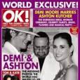 Demi Moore et Ashton Kutcher : 3 millions les photos !
