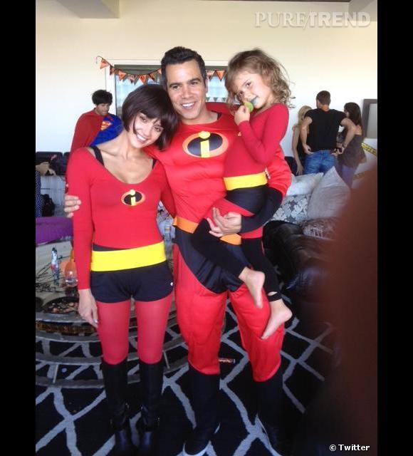 Jessica Alba opte pour la famille Indestructible.