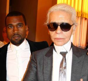 Kanye West et Karl Lagerfeld, une future collaboration ?