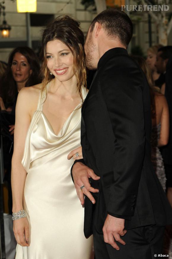 Jessica Biel et Justin Timberlake, les jeunes mariés dont tout le monde parle.