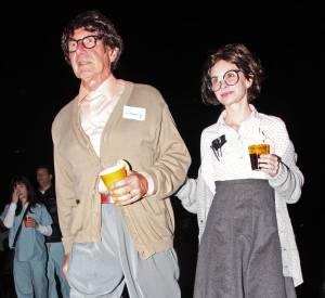 Calista Flockhart et Harrison Ford deviennent des scientifiques ringards.