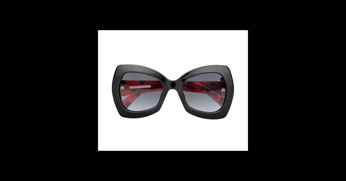 le must have de jennifer lunettes de soleil dots marc jacobs. Black Bedroom Furniture Sets. Home Design Ideas