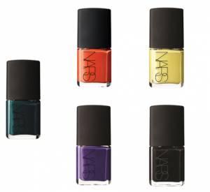 Vernis à ongles, Collection Couleurs, Andy Warhol de Nars, 18 € l'un.