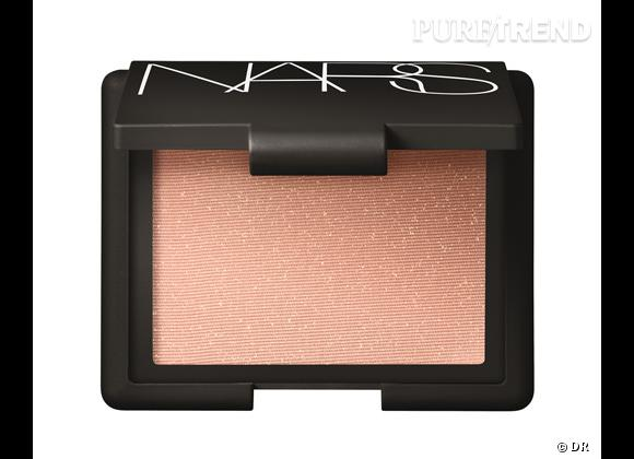 Highlighting Blush, Collection Couleur, Andy Warhol de Nars, 29 €.
