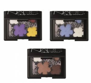 Palette Flowers, Collection Pop, Andy Warhol de Nars, 45 € l'une. En exclusivité chez Sephora.