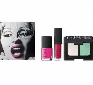 Coffret Beautyful Darling, Collection Silver Factory, Andy Warhol de Nars, 47 €.