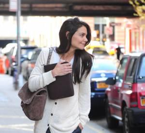 Katie Holmes renoue avec l'audace... A shopper !