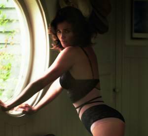 La première collection du mannequin Helena Christensen pour Triumph.
