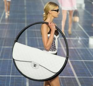 Insolite mode : le sac hula hoop de Chanel