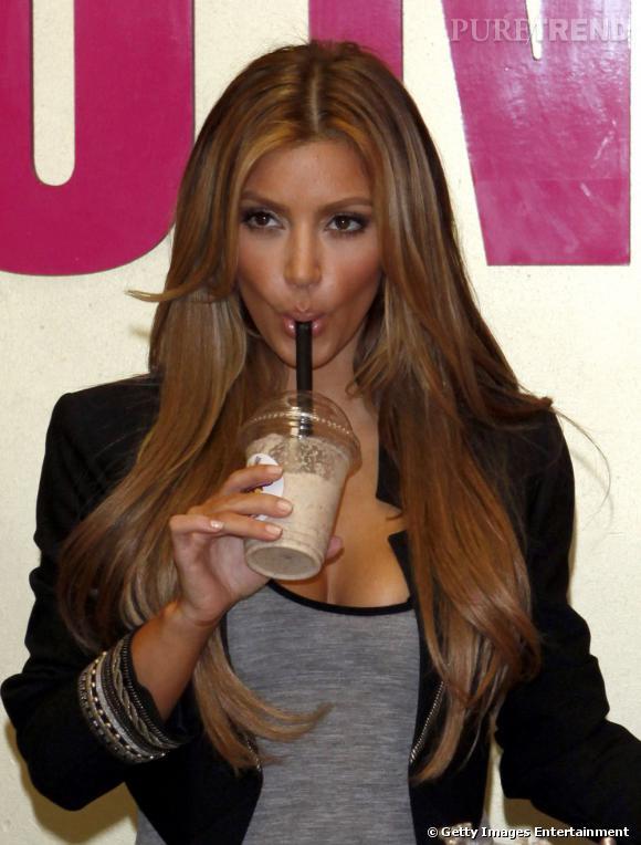 Kim kardashian ou comment sauver le monde coup de cr me - Comment faire le maquillage de kim kardashian ...