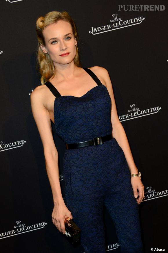Je veux la coiffure de Diane Kruger.