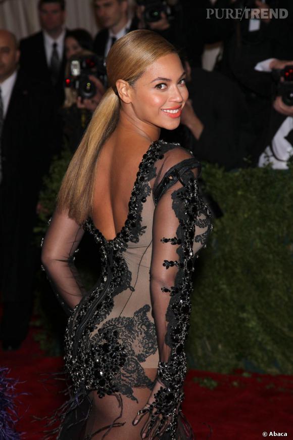 Je veux la même queue de cheval lisse que Beyoncé.