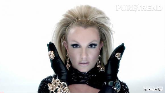 Bien qu'un brin photoshopée, Britney Spears fait tout de même son petit effet.