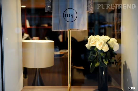 Tour d'Europe des concept-store à (re)découvrir à Noël  N15 - Paris Adresse : 15, place du Marché Saint Honoré 75001 Paris Infos : www.n15.fr