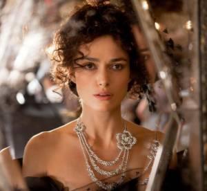 ''Anna Karenine'' : Keira Knightley habillee de diamants par Chanel Joaillerie