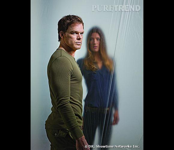 Michael C.Hall a beaucoup de mal avec le costume de Dexter !