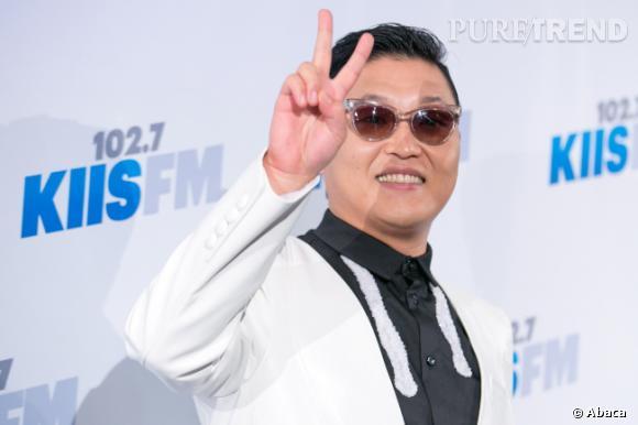"""Grâce à son tube déjanté """"Gangnam Style"""", PSY est deven millionnaire !"""