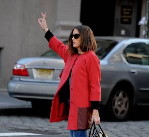 Olivia Palermo : le jean, c'est chic... A shopper !