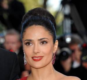 Un Jour de Chance : Salma Hayek, les plus belles coiffures de la piquante latine d'Hollywood