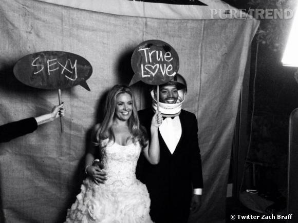Donald Faison et Cacee Cobb se sont mariés ce week-end !