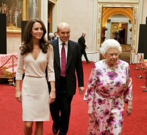 Influence de Kate Middleton ? Buckingham Palace et son premier defile de mode