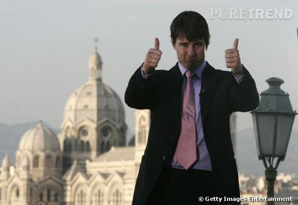 Tom Cruise, de nouveau en couple ?