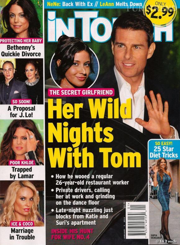 Selon le magazine In Touch, l'acteur aurait passé une soirée tres hot sur le dancefloor avec l'américaine Cynthia Jorge.