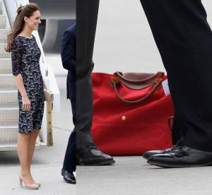 Kate Middleton, Amy Adams : toutes fans du Pliage de Longchamp, a copier