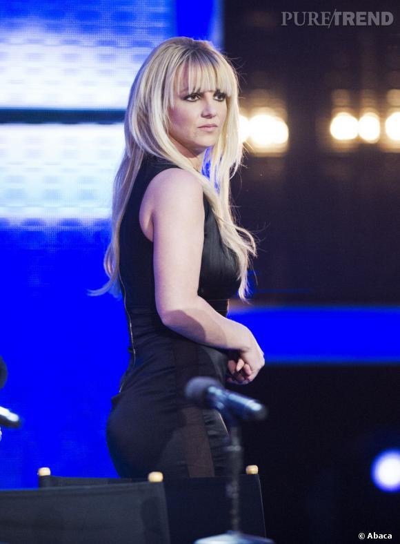Britney Spears quitte X Factor.