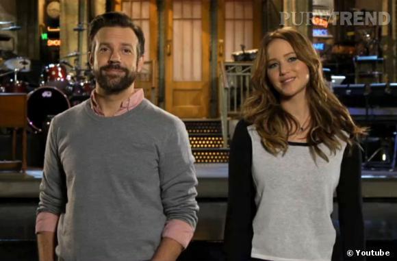 Jennifer Lawrence présentera samedi l'émission Saturday Night Live avec le groupe The Lumineers en invité musical.
