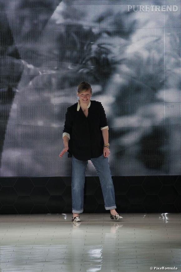 Défilé Alexander McQueen Printemps-Eté 2013.
