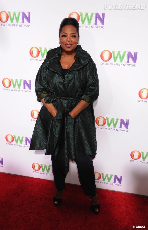 Le secret de jeunesse d'Oprah Winfrey ? Non ce ne sont pas ses millions, mais bien une crème à base de cellules de prépuces.