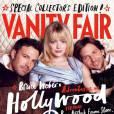 Ben Affleck, Emma Stone et Bradley Cooper, réunis au lit pour la couverture exceptionnelle du Vanity Fair de mars.