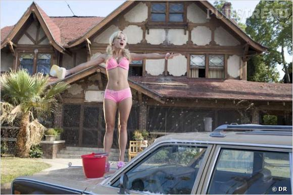 "Anna Faris dans ""Super Blonde""."