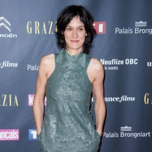 Clotilde Hesme en Carven aux Trophées du Film Français.