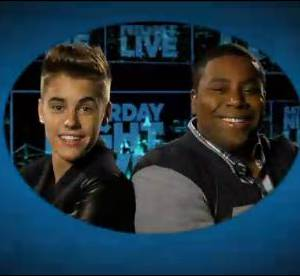 Justin Bieber, animateur du Saturday Night Live : un humour qui tombe a plat...
