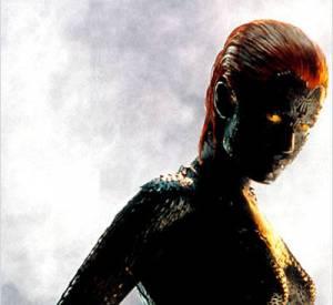 "Qui est-ce ? Rebecca Romijn dans ""X-Men""."