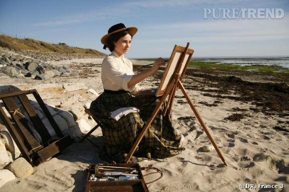 "Marine Delterme dans ""Berthe Morisot"""