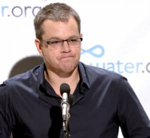 Matt Damon : une greve des toilettes pour sauver le monde