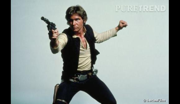 Harrison Ford de retour dans la saga Star Wars avec son personnage d'Han Solo ?